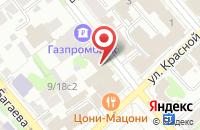 Схема проезда до компании ПФ СКБ Контур в Иваново