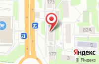 Схема проезда до компании Центр сантехники в Иваново