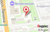 Схема проезда до компании ИПВТИ в Иваново