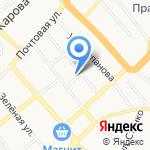 Джива на карте Иваново