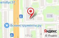 Схема проезда до компании Магазин сантехники и оборудования в Иваново