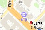 Схема проезда до компании Банкомат, Банк ВТБ 24, ПАО в Иваново