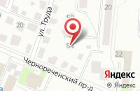 Схема проезда до компании АрТекстиль в Астрахани