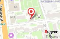 Схема проезда до компании Белый лотос в Иваново