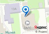Комитет ЗАГСа Ивановской области на карте