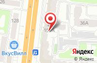Схема проезда до компании Ателье Кашинцевой Валентины в Иваново