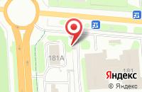 Схема проезда до компании Май в Иваново