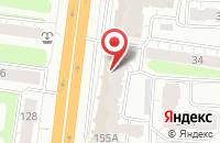 Схема проезда до компании Людмила в Иваново