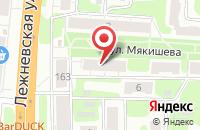 Схема проезда до компании Dental max в Иваново