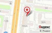 Схема проезда до компании Дюон в Иваново
