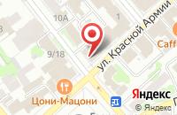 Схема проезда до компании МБЛ-мебель в Иваново