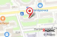 Схема проезда до компании Мастерская по ремонту обуви и изготовлению ключей в Иваново