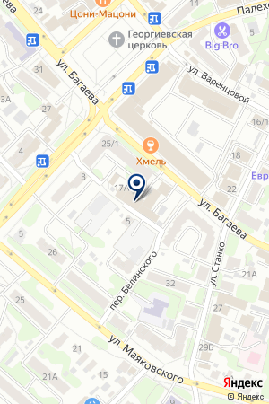 НОУ АВТОШКОЛА МАСТЕР на карте Иваново