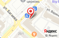 Схема проезда до компании К2 фото в Иваново