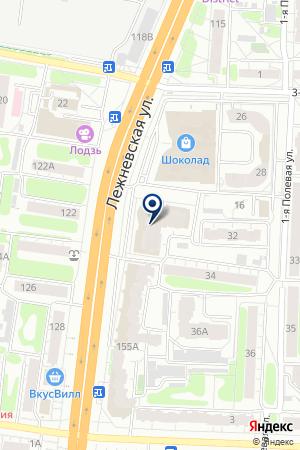 АЛЬФА ГАРАНТ на карте Иваново