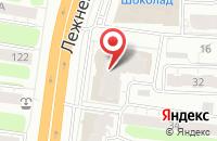 Схема проезда до компании Студия красоты Марианны Сафиулиной в Иваново