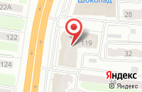 Схема проезда до компании Сакура Сан в Иваново