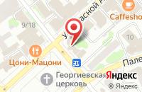 Схема проезда до компании Бытсервис в Иваново