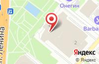 Схема проезда до компании Шаляпин в Иваново