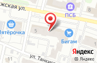 Схема проезда до компании Магнит-Косметик в Иваново