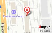 Схема проезда до компании СтройПрофСервис в Иваново