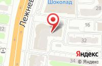 Схема проезда до компании Мед+ в Иваново