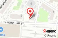 Схема проезда до компании Фейерверк улыбок в Иваново