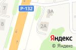 Схема проезда до компании Комби в Бухарово