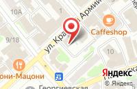 Схема проезда до компании Avon в Иваново
