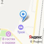 TopCars 44 на карте Костромы