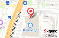 Схема проезда до компании Ерошка в Иваново