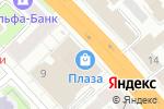 Схема проезда до компании Лана в Иваново