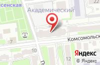 Схема проезда до компании Творческая мастерская Анны Авериной в Иваново