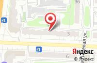 Схема проезда до компании Социал в Иваново