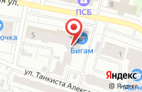 Схема проезда до компании Клевый в Иваново