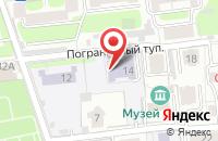 Схема проезда до компании Детский сад №14 в Иваново