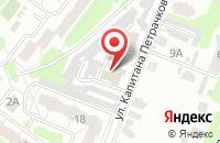 Схема проезда до компании Парикмахерская на ул. Капитана Петрачкова в Иваново