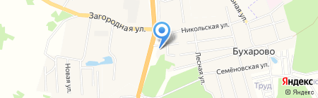 У Михалыча на карте Бухарово
