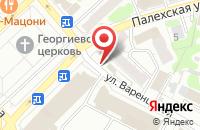 Схема проезда до компании GSM-Сервис в Иваново