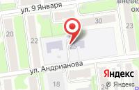 Схема проезда до компании Детский сад №53 в Иваново