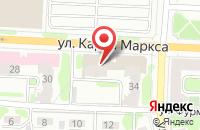 Схема проезда до компании Ивановский платежный центр в Иваново