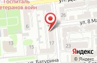 Схема проезда до компании Оператор в Иваново