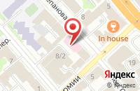 Схема проезда до компании Здравушка в Иваново