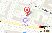 Схема проезда до компании Эконом Плюс в Иваново