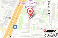 Схема проезда до компании 37trudyag.ru в Иваново