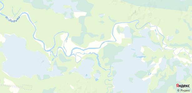 Часовенская на карте