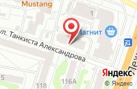 Схема проезда до компании Диадем в Иваново