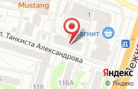 Схема проезда до компании Водоканал Города Гаврилов Посад в Иваново