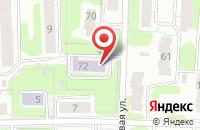 Схема проезда до компании Детский сад №163 в Иваново