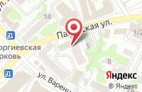 Схема проезда до компании Секретарь в Иваново